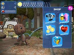 Any.do y Run Sackboy Run! en iOS 2