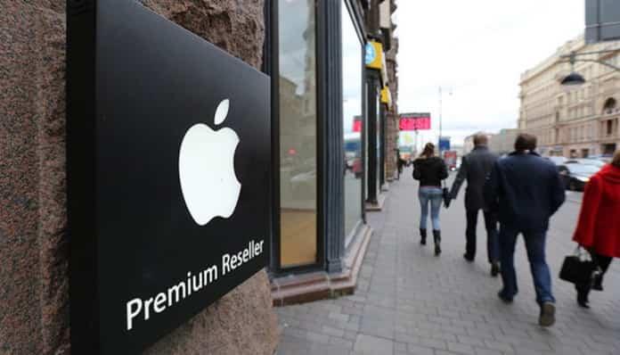 Apple en Rusia y la suba de precios en la tienda 2