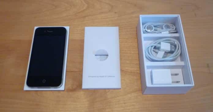 Caso curioso: un iPhone 4S bloqueado por 45 años 2
