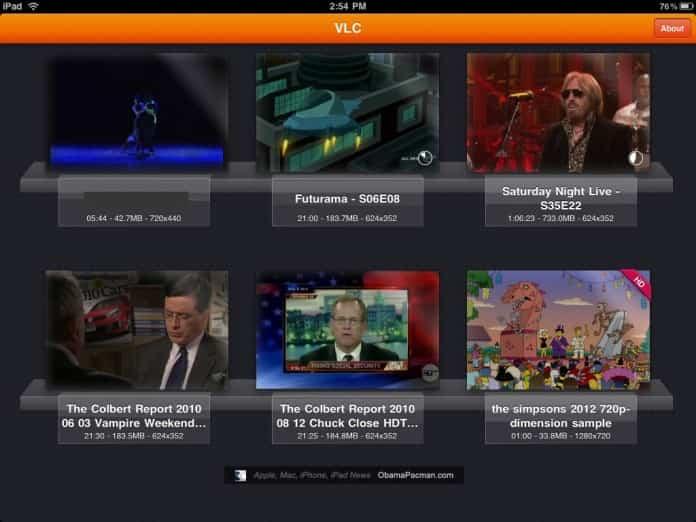 El reproductor VLC para iOS regresa otra vez 2