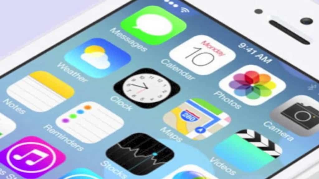 Sistema operativo iOS 9