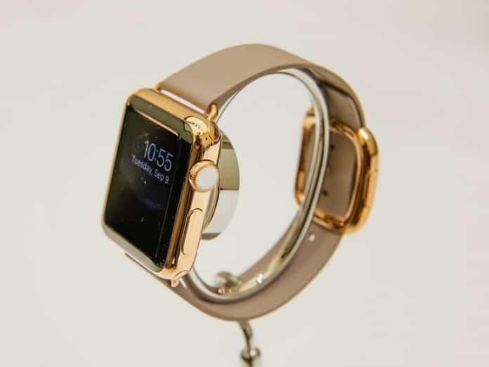 Apple Watch de oro y los millonarios chinos 2