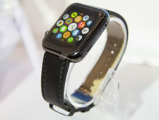 Un Apple Watch chino fue furor en el CES 2015 2