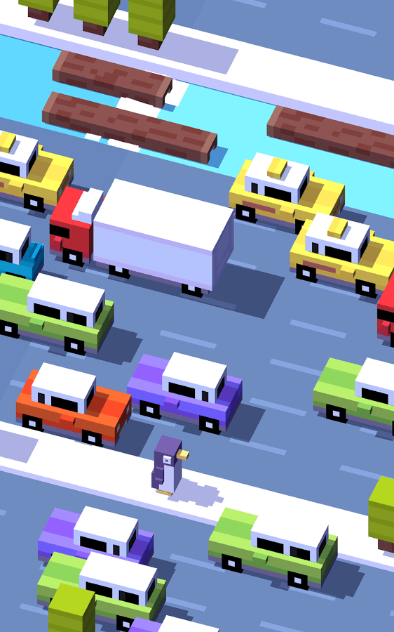 Crossy Road, lo mejor del endless runner en iOS 2