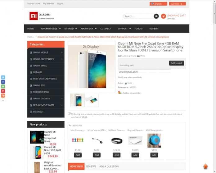 iPhone 6 por Xiaomi Mi Note Pro: ¿aceptarías el cambio? 2