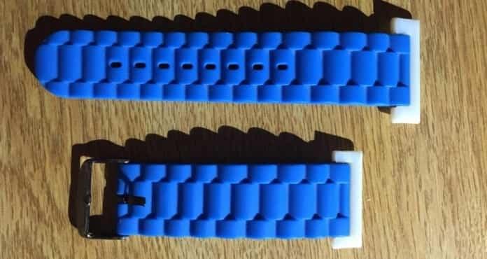 Click, accesorio para correas en Apple Watch 2