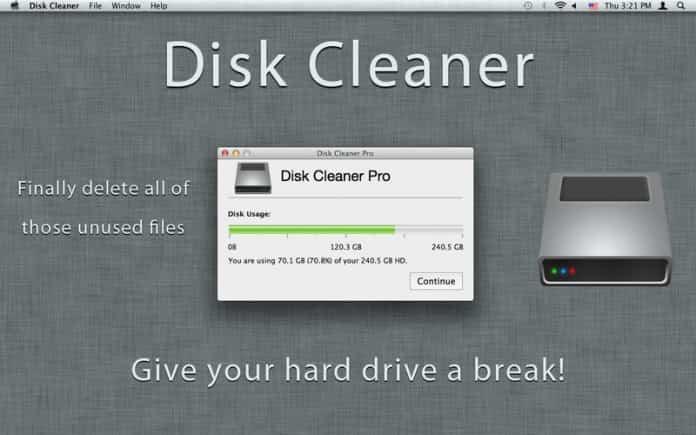 Disk Cleaner y otras formas de optimizar tu Mac 2