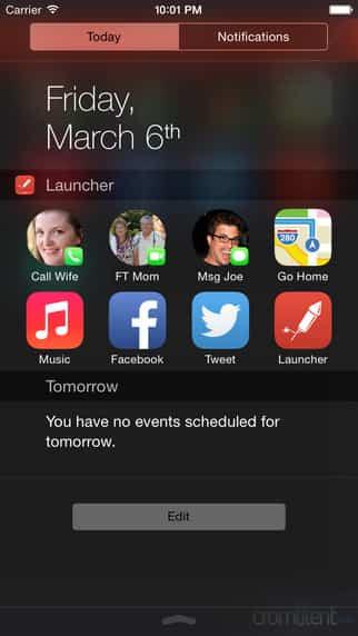 La App Store vuelve a admitir Launcher 2