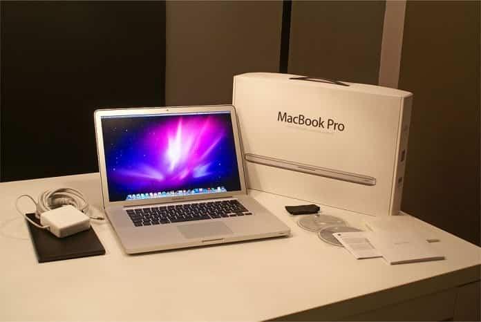 Los nuevos modelos MacBook Pro y MacBook Air 2