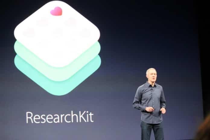 Apple y su herramienta ResearchKit para investigadores médicos 2