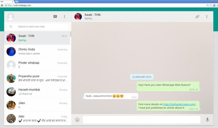 WhatsApp Web para Safari cada vez más cerca 2