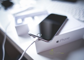 iphone 6 con auriculares