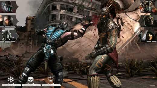 Fuente:  Mortal Kombat