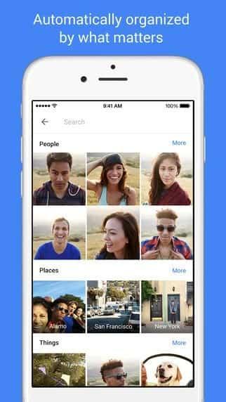 Google Fotos Apple Fotos 2