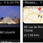 app de tripadvisor para el apple watch