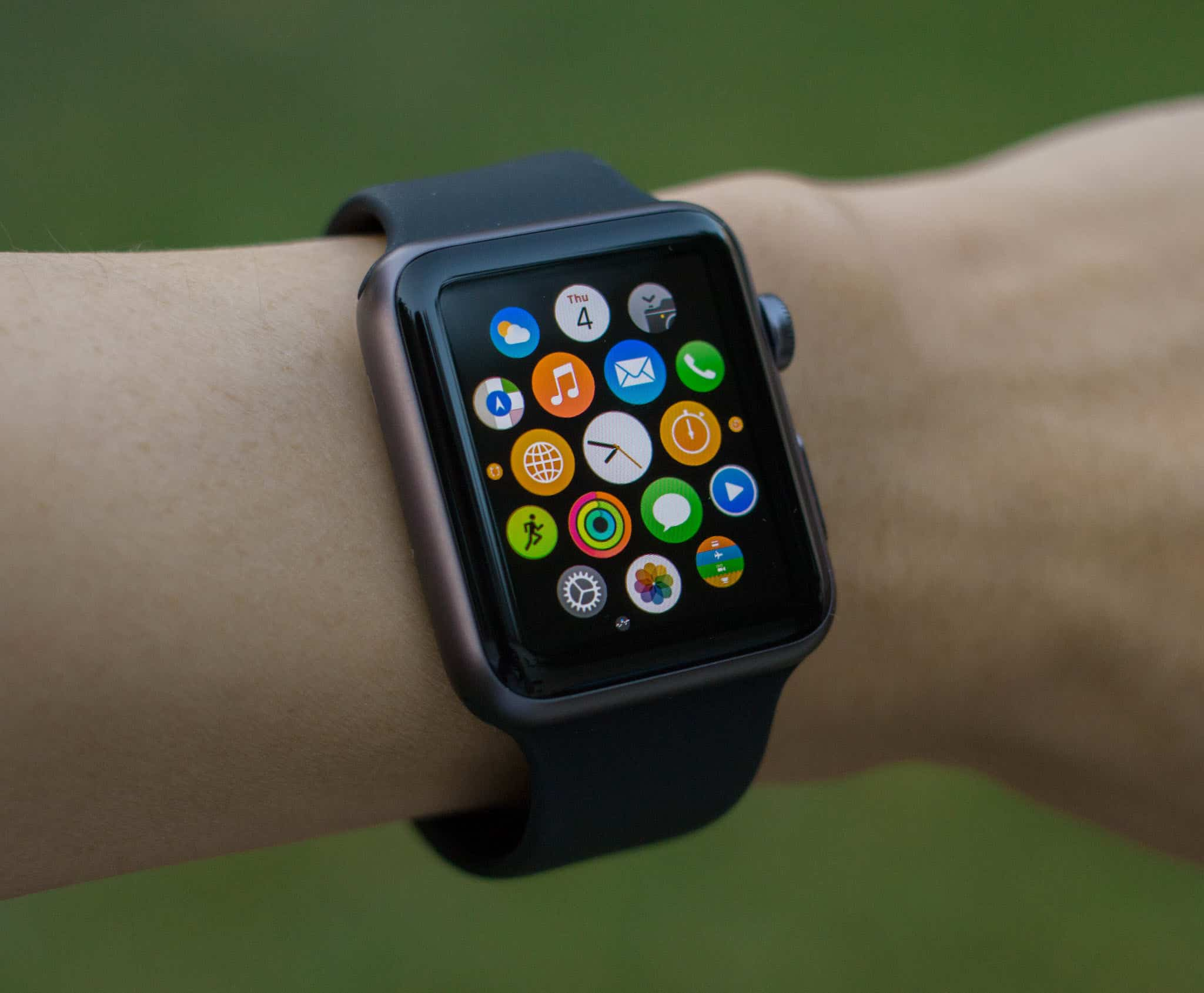 apple watch y las redes sociales