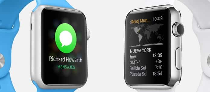anuncios apple watch