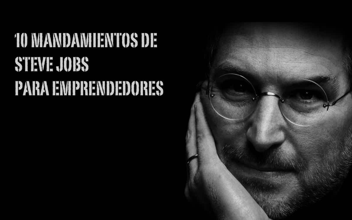 fotomontaje de Steve Jobs de forma pensativa