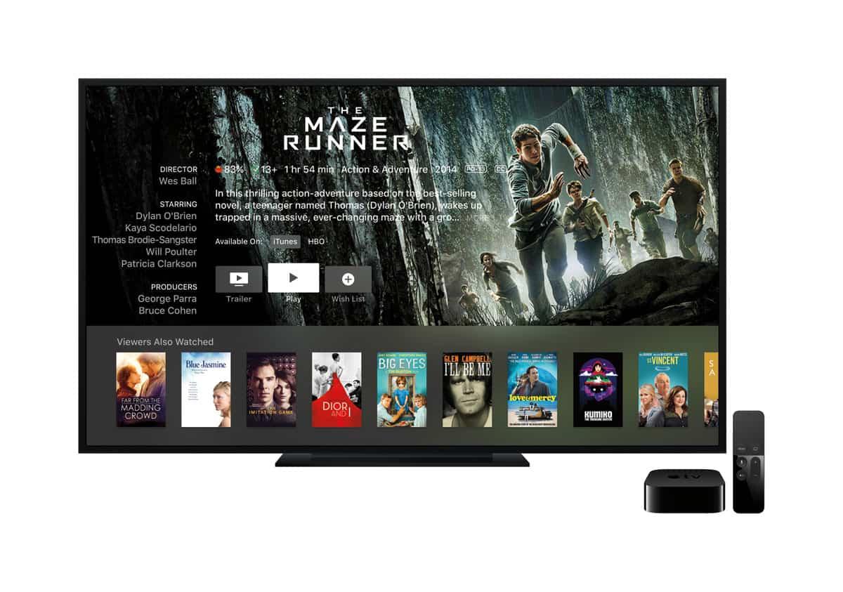 Nuevo Mando Siri para AppleTV-