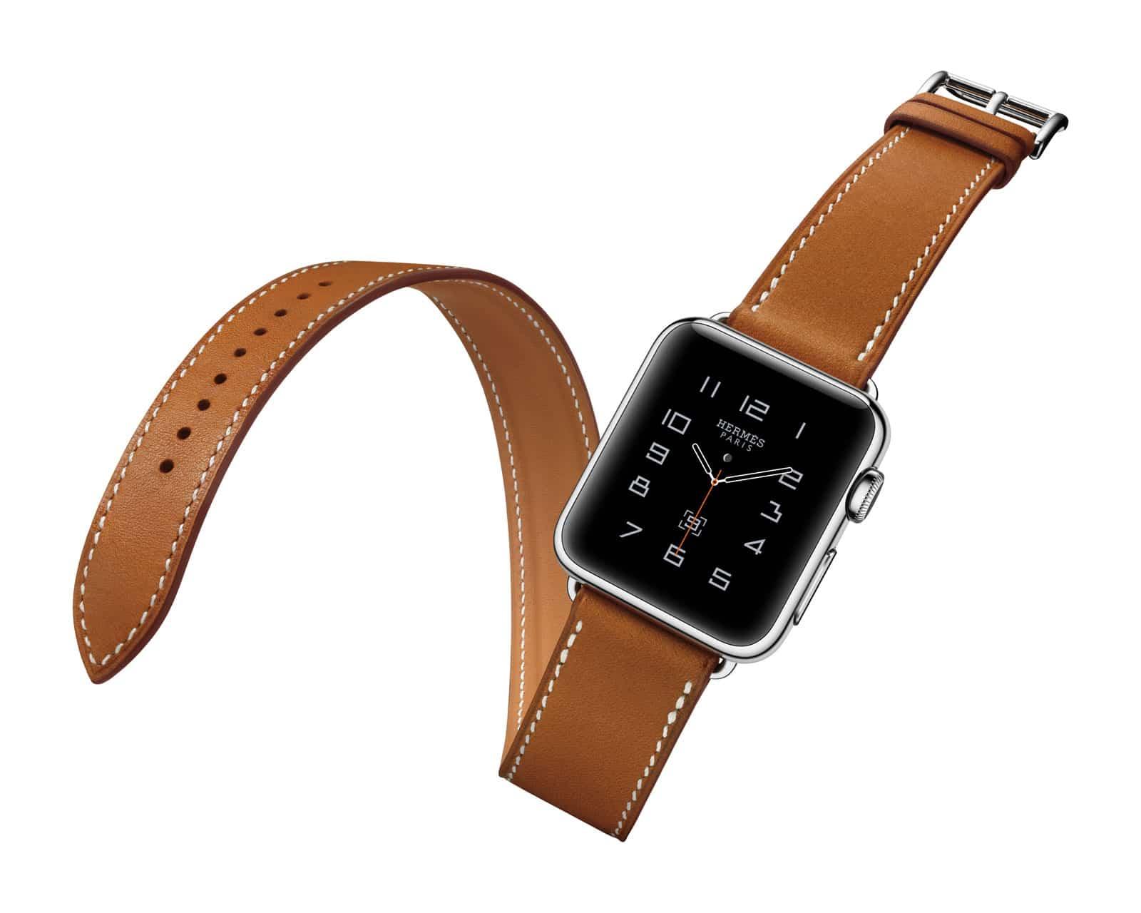 AppleWatch Hermes correa DoubleTour