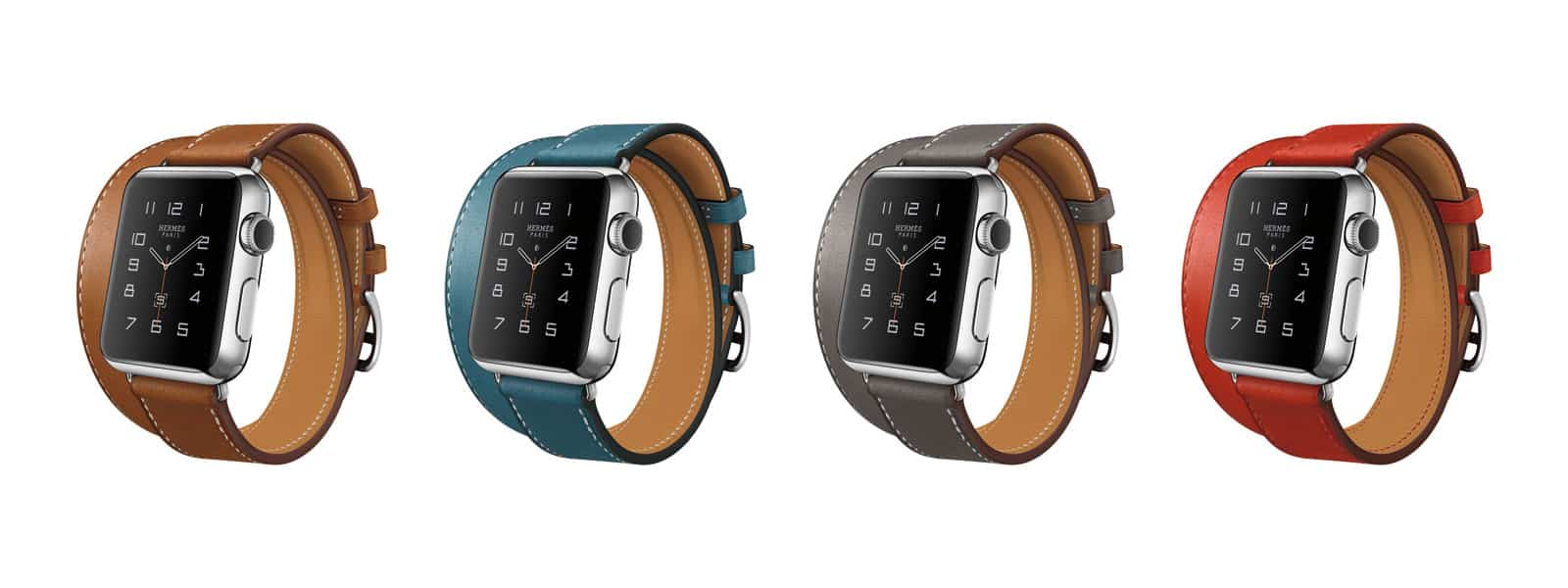 Colores disponibles para AppleWatch Hermes correa DoubleTour