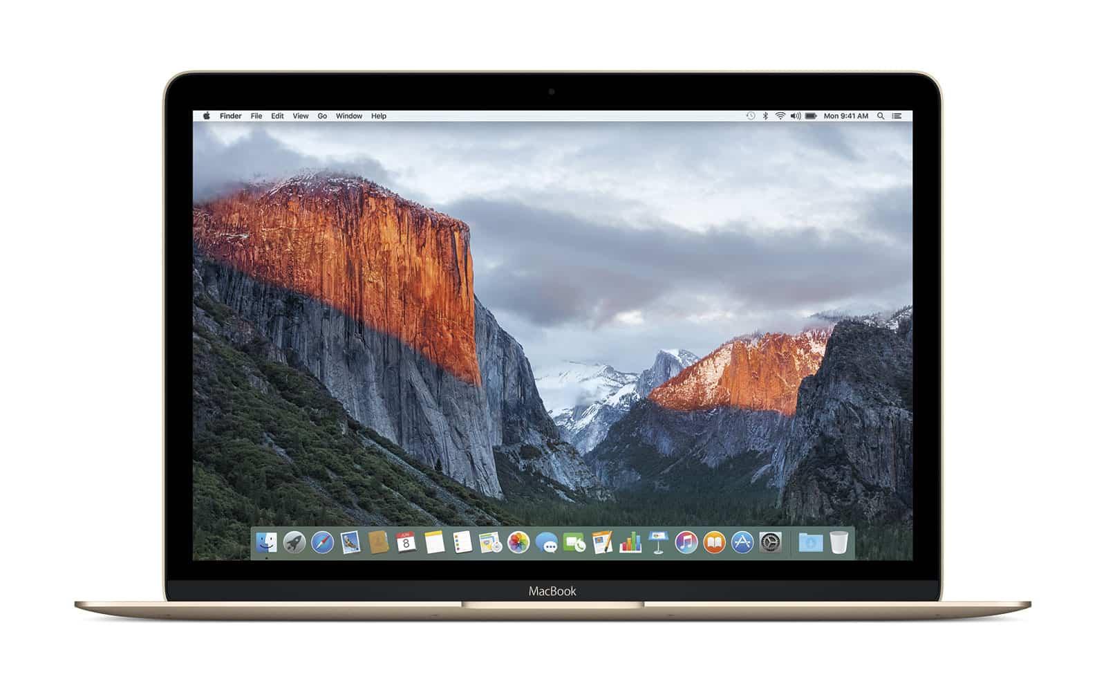 Ya disponible OS X El Capitan como actualización gratuita