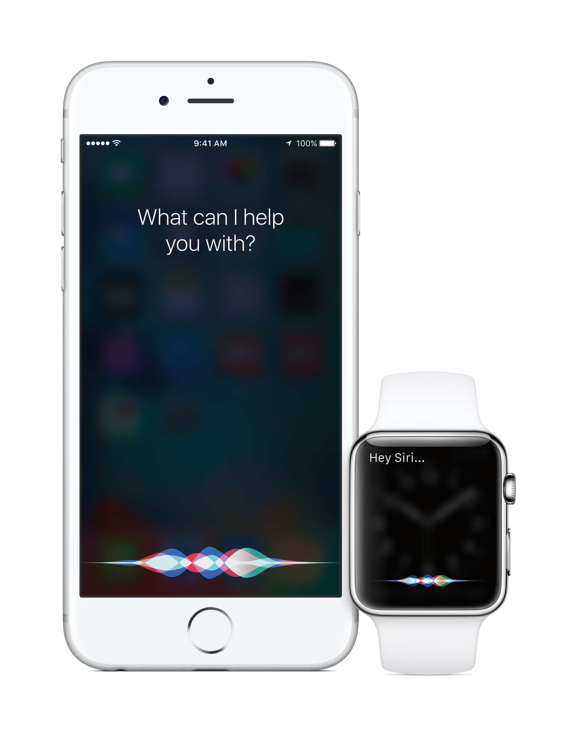 Siri en iPhone6s y AppleWatch con iOS 9