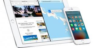 iPad Pro y iPhone 6s con iOS 9