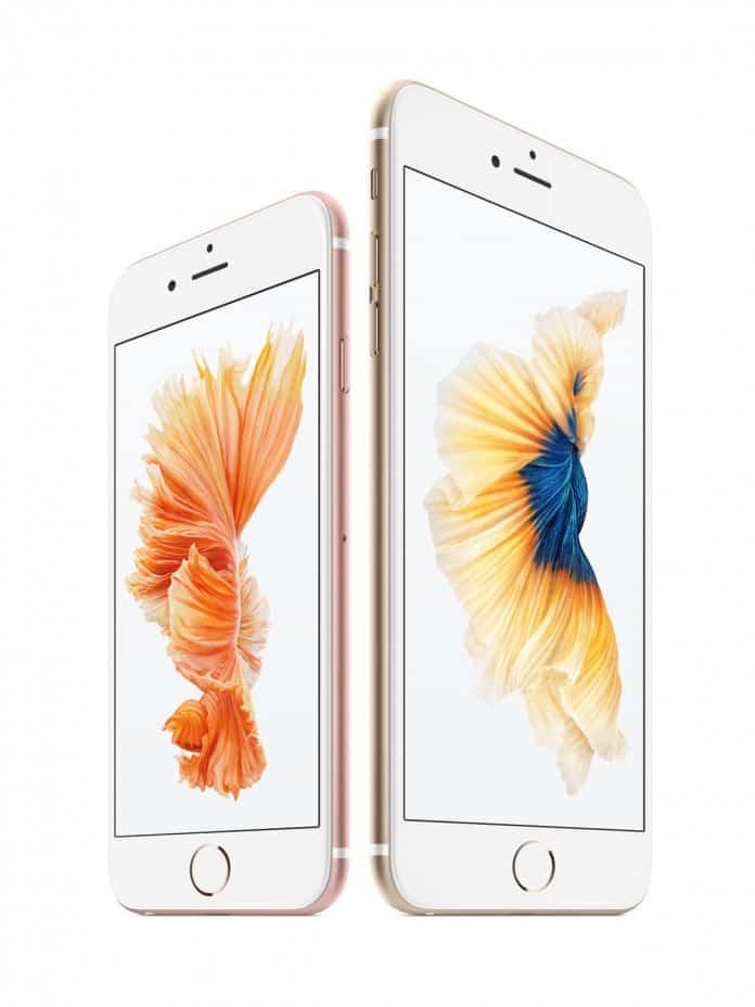 Nuevos modelos iPhone6s y iPhone6s Plus