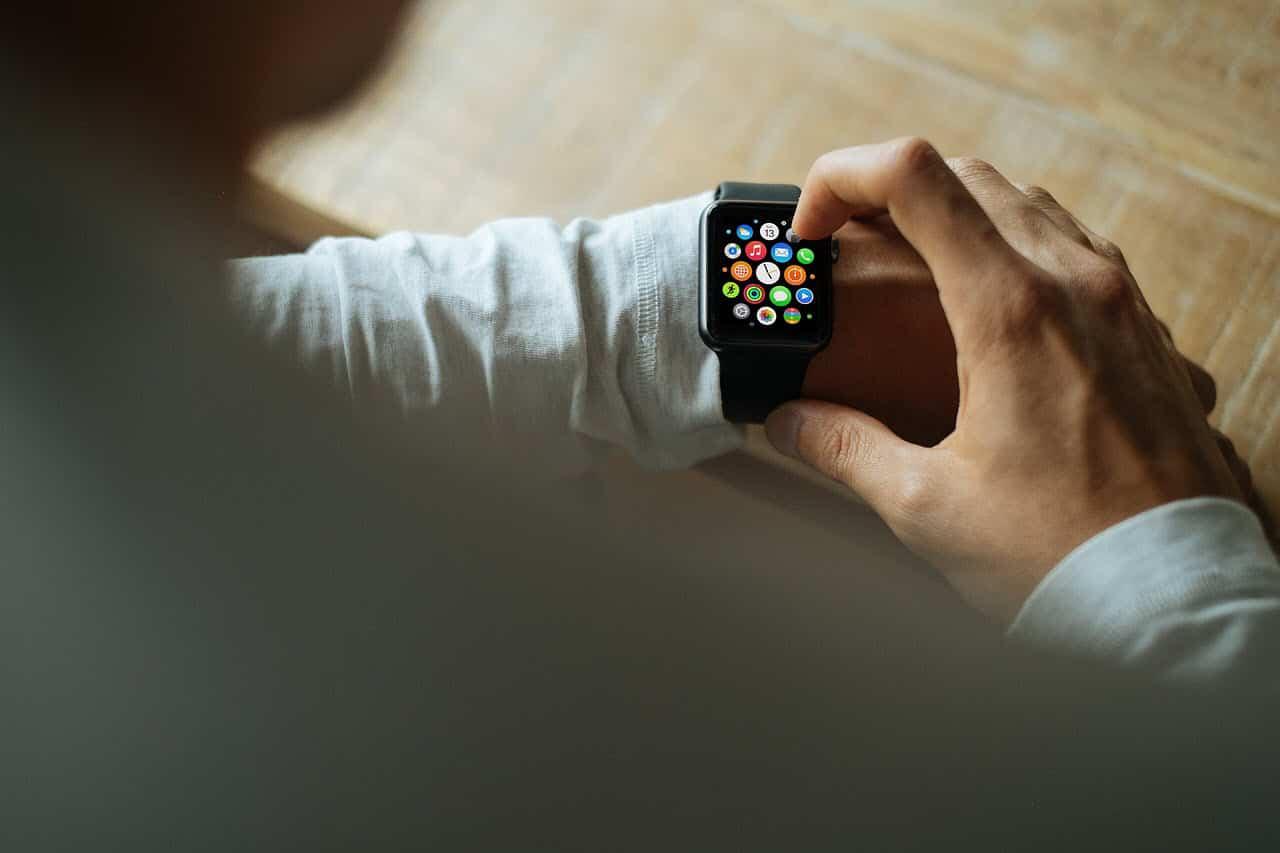 anuncios del apple watch