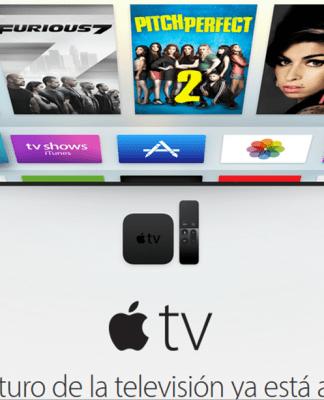 anuncios de apple tv