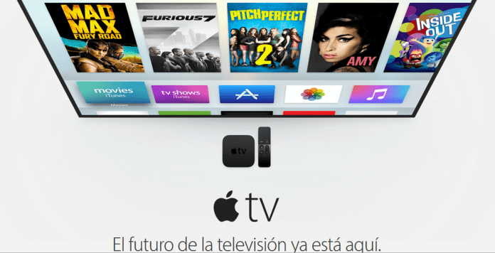 anuncios de apple tv
