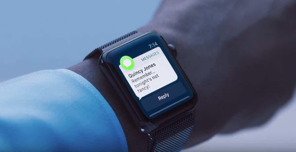 nuevos anuncios del apple watch