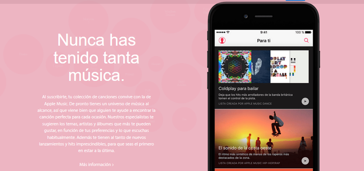 canciones de apple music