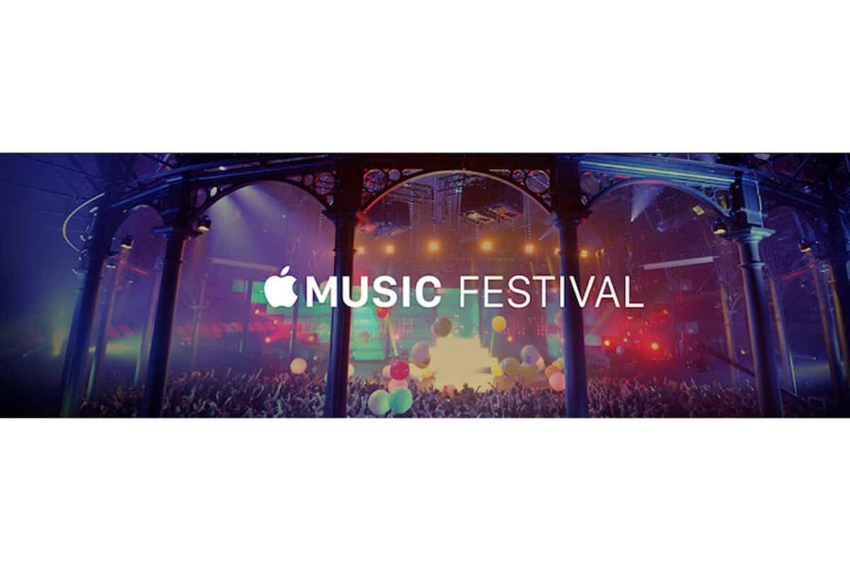 Apple Music Festival 2016, ¿podría ser en septiembre?