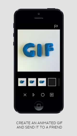 Crear y edita GIFs