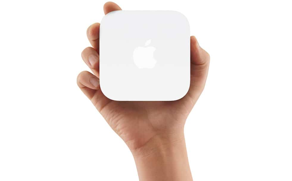 Routers de Apple