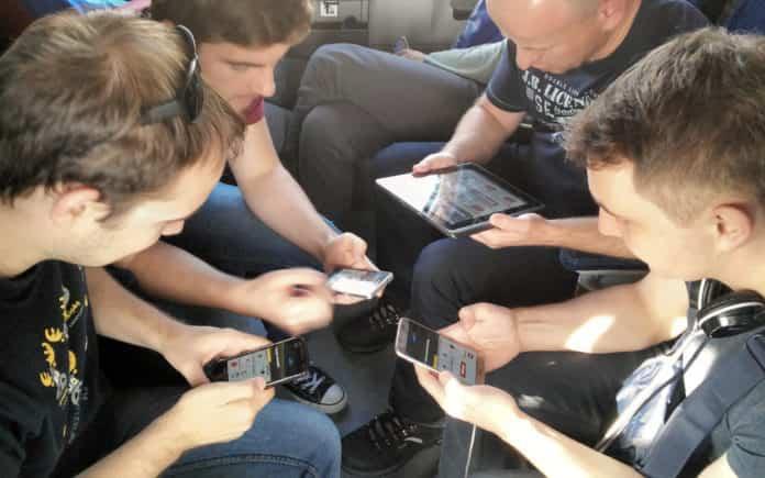 10 juegos multijugador para iOS con los que matar el aburrimiento 2