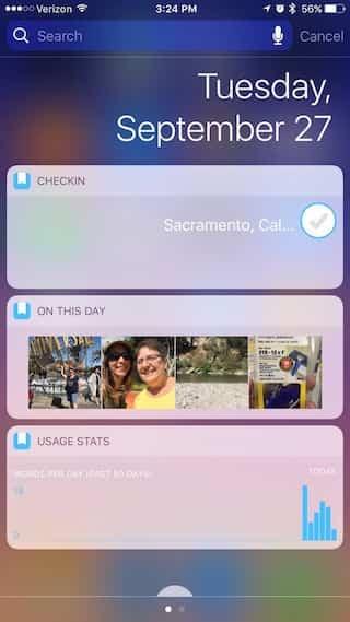 Los 14 mejores widgets para iOS 10 11