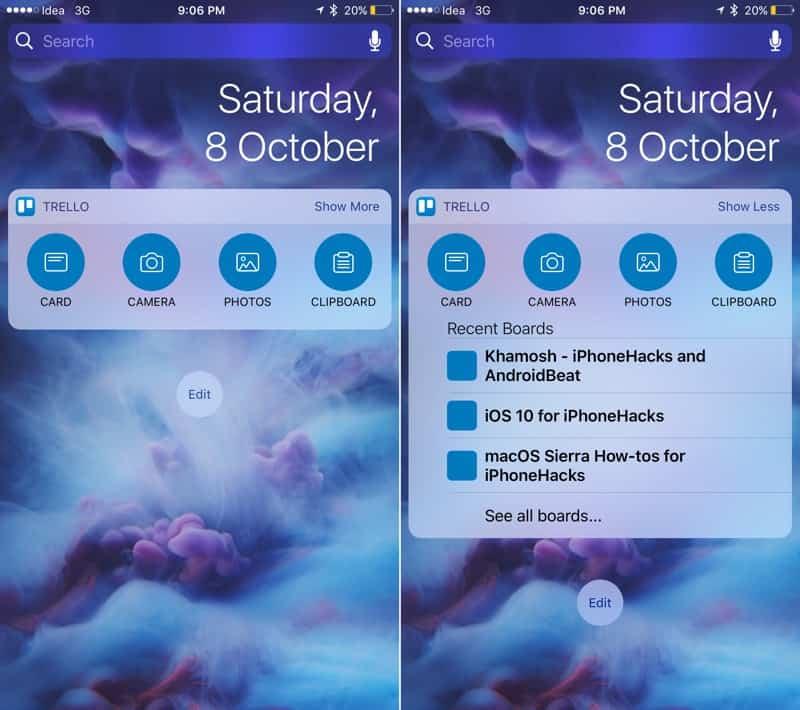 Los 14 mejores widgets para iOS 10 14