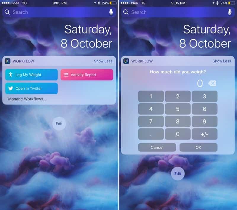 Los 14 mejores widgets para iOS 10 12