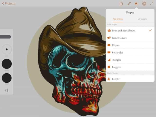5 aplicaciones para dibujar y pintar con tu iPad 17