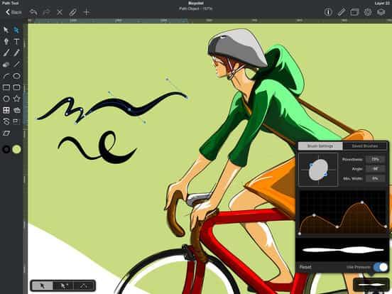 5 aplicaciones para dibujar y pintar con tu iPad 15