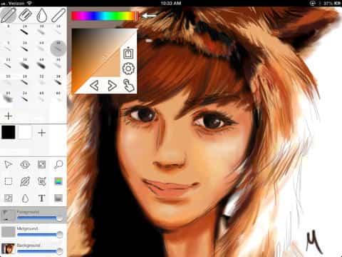 5 aplicaciones para dibujar y pintar con tu iPad 16