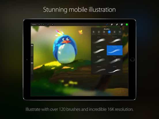 5 aplicaciones para dibujar y pintar con tu iPad 13