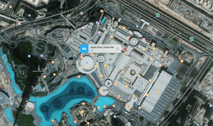 La tienda de Apple en Oriente Próximo: Apple Dubai Mall 5