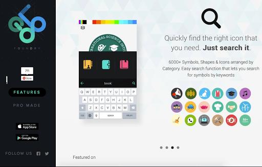 Apps para crear tus logos y flyers de forma profesional desde tu smartphone 9