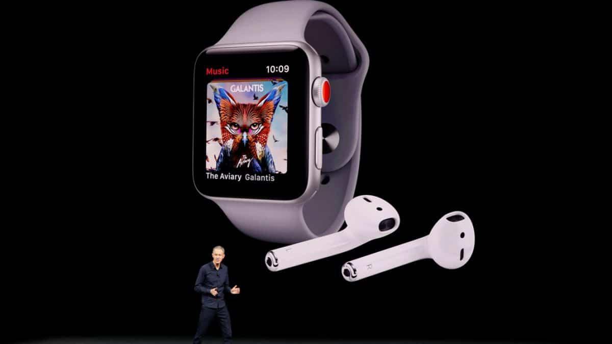iPhone X, iPhone 8 y Apple Watch Series 3, las nueva novedades de Apple 11