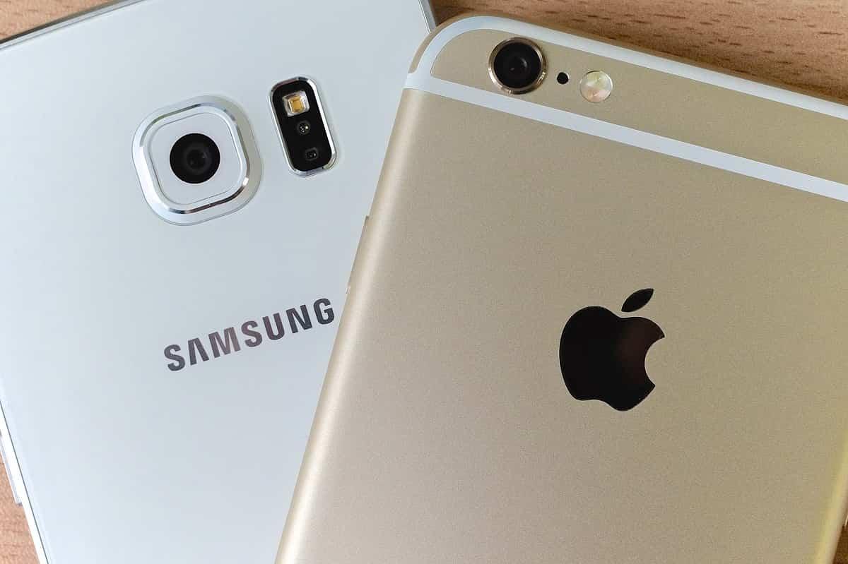Apple o Samsung, ¿cuál es la mejor marca? 5