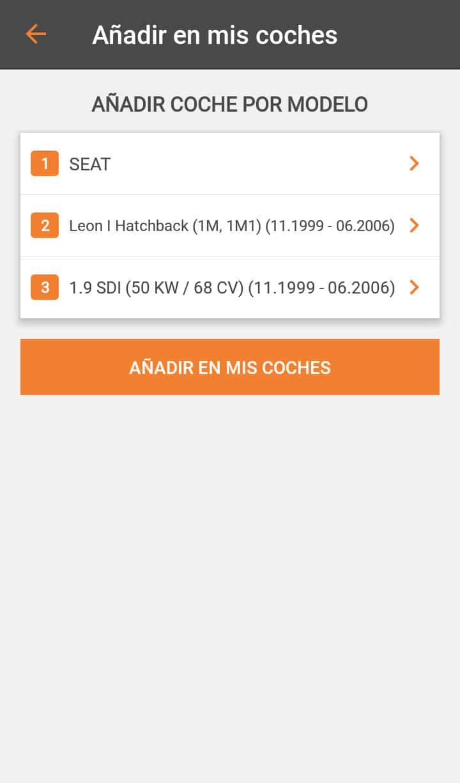 AUTODOC, una app donde encontrar recambios para tu vehículo 12
